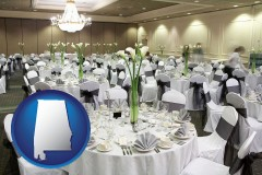 alabama a wedding banquet catering hall